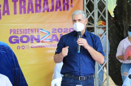 Gonzalo Castillo promete construir Hospital Municipal Villa Vásquez, informa Vocero Oficial Dr. Yorman Vásquez