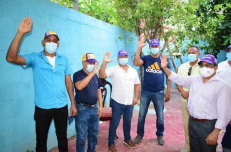 En Montecristi se fortalece la candidatura de Gonzalo Castillo con nuevos dirigentes del PRM