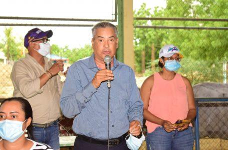 RAFAEL ABEL INDETENIBLE RECIBE GRAN APOYO DEL MUNICIPIO DE CASTAÑUELAS.