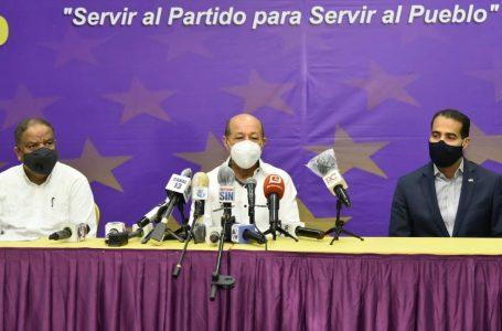 El PLD acusa al PRM de intentar despojarle de dos diputaciones