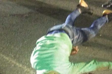 "En Montecristi Policía mata de cartuchazo ""accidental"" joven violó toque de queda"
